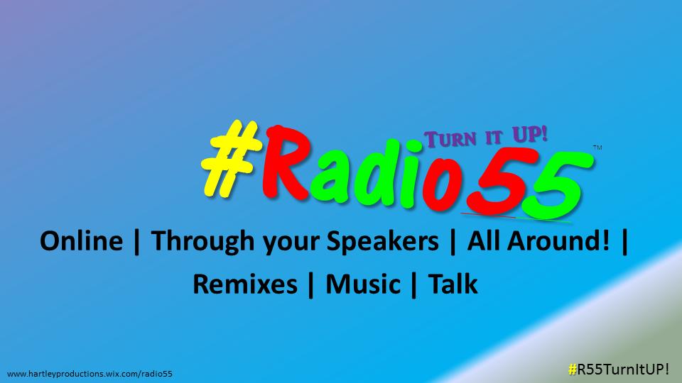 Radio55 Logo