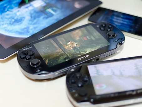 Sony is discontinuing its PS Vita console