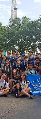Grupo Brasileiro em Orlando