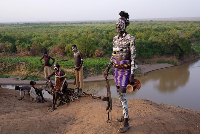 תמונה שלי מאתיופיה זכתה בתחרות National Geographic