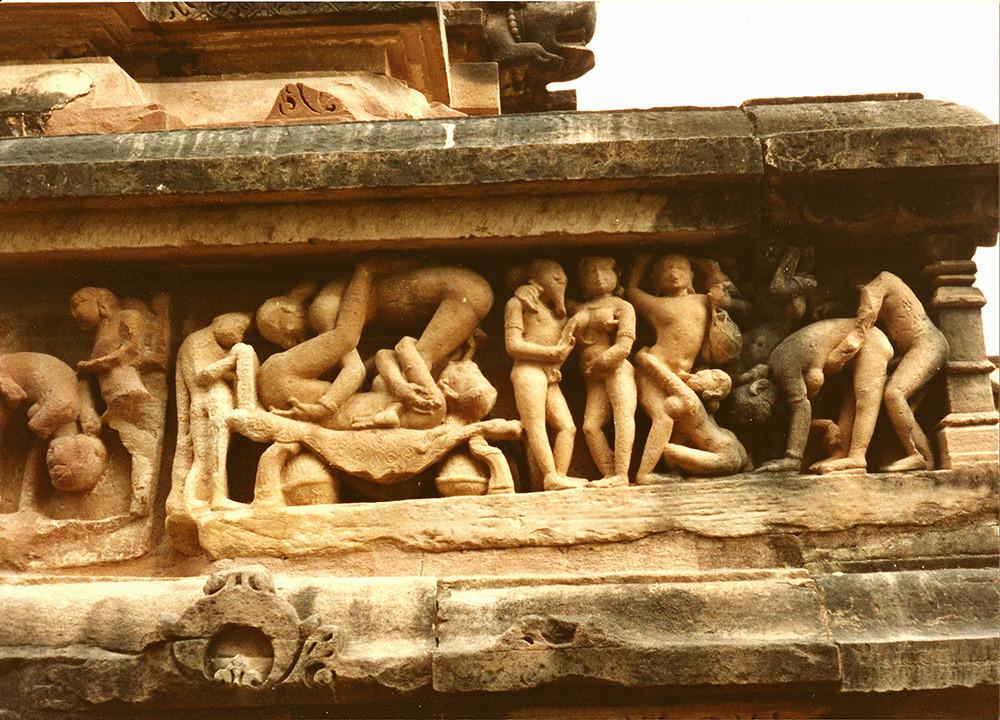 צילום: דני ינאי ©  קהאג׳וראהו, הודו