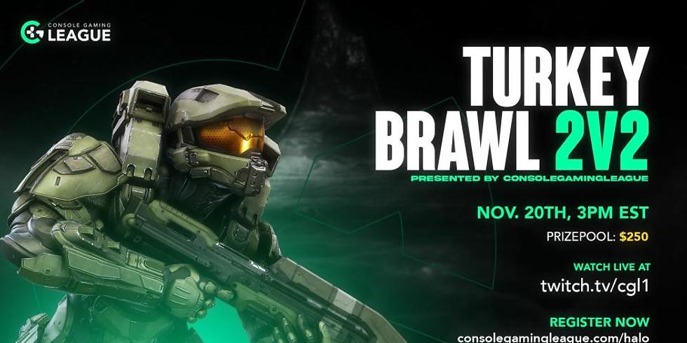 Turkey Brawl 2v2 | Halo 5