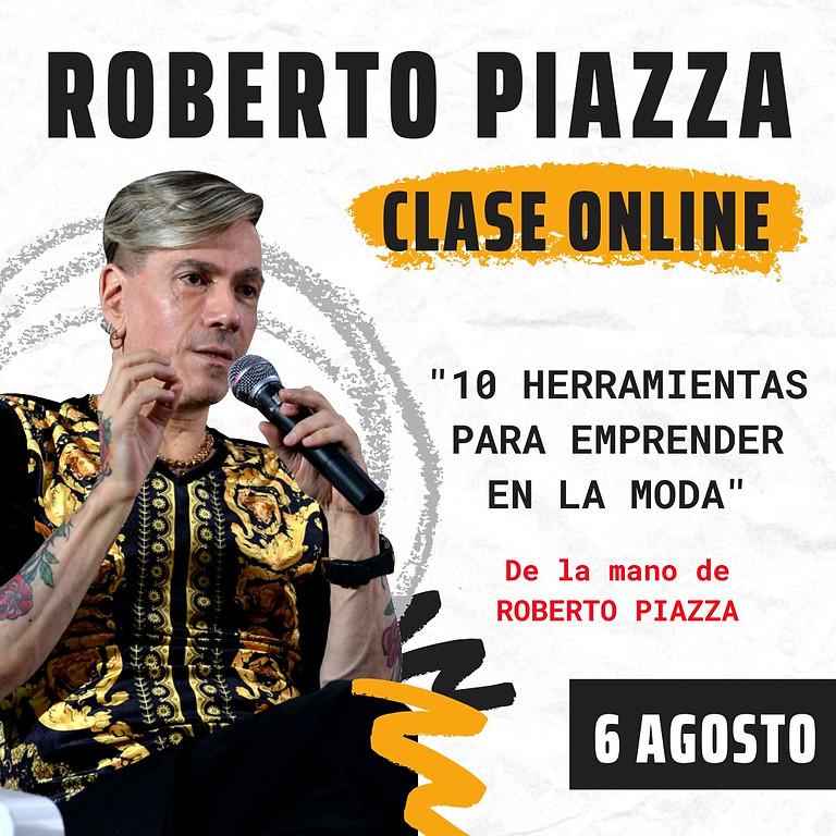 CLASE CON ROBERTO PIAZZA