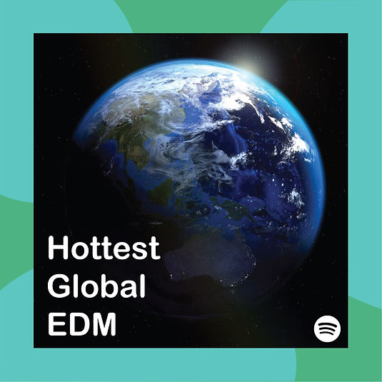 Hottest Global EDM