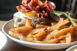 Rye House Burger