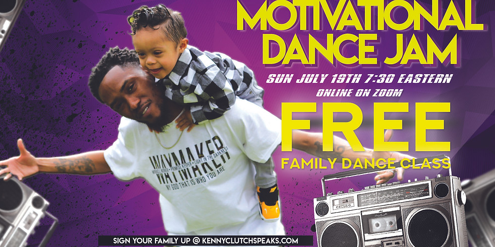 Kenny & Kristians Motivational Dance Jam
