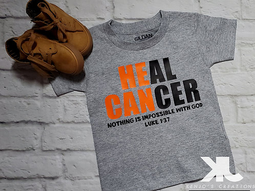HEAL CANCER (HE CAN HEAL CANCER)