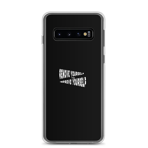 Remove Yourself To Improve Yourself | Samsung Case