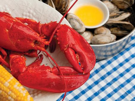 Lobsterfest! Yummmm