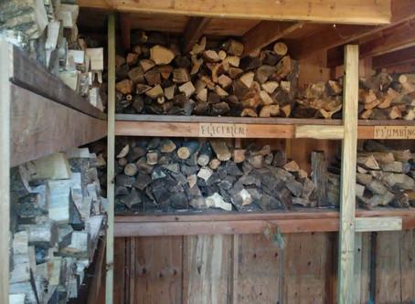 Firewood Fundraiser A Success!