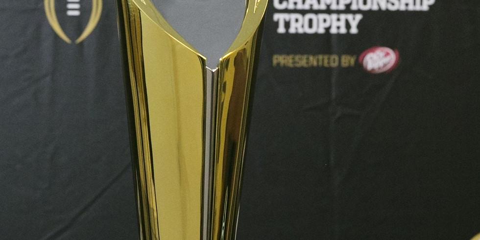 NCAA Football Championship Watching Party
