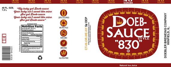 "Doeb-Sauce ""830"""