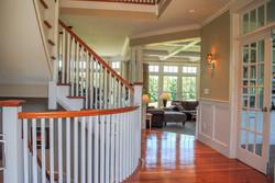 Custom Fur Staircase Sudbury