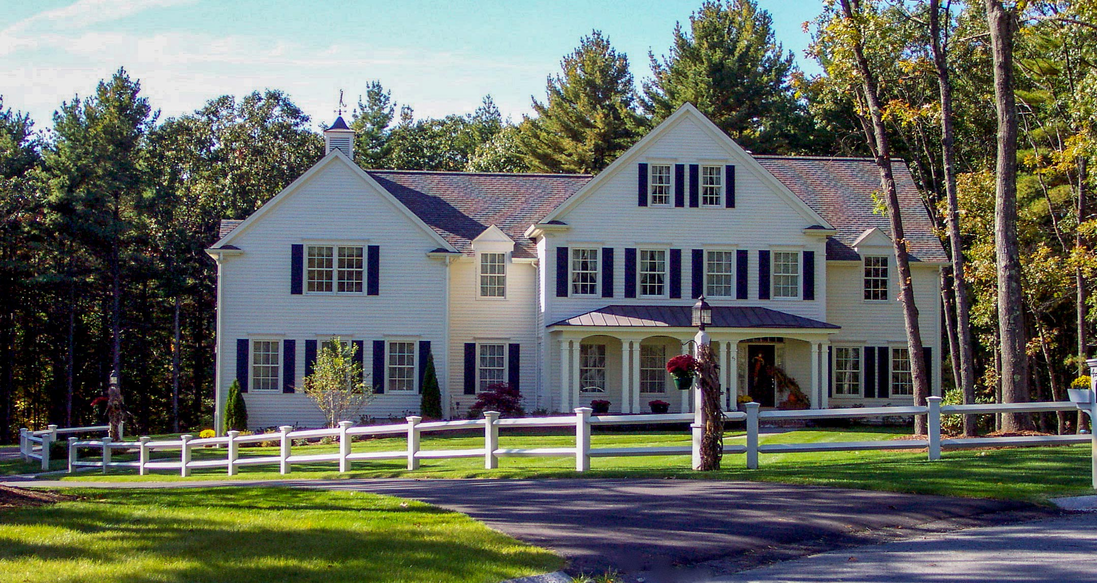 Sudbury Farm House Colonial