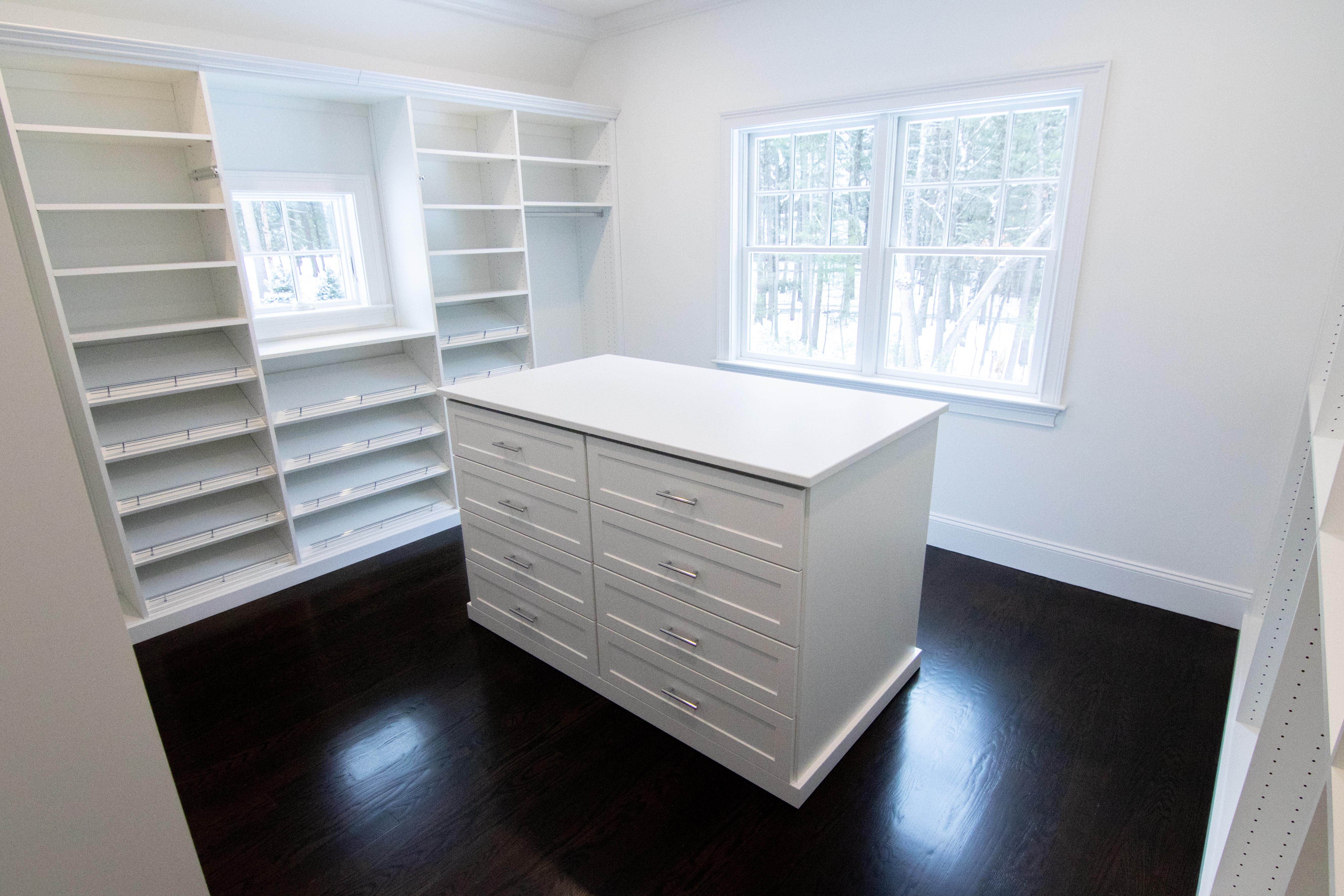 Luxury Home Closet