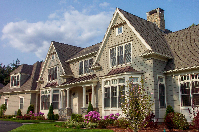 Sudbury Cedar Colonial