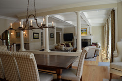 Family Room And Eat In Area Actom