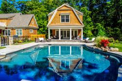 Acton Pool House