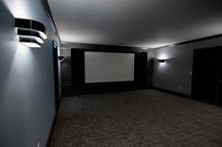 Luxury Home Movie Theater