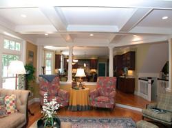 Family Room and Kitchen Sudbury