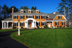 Wayland Custom Home