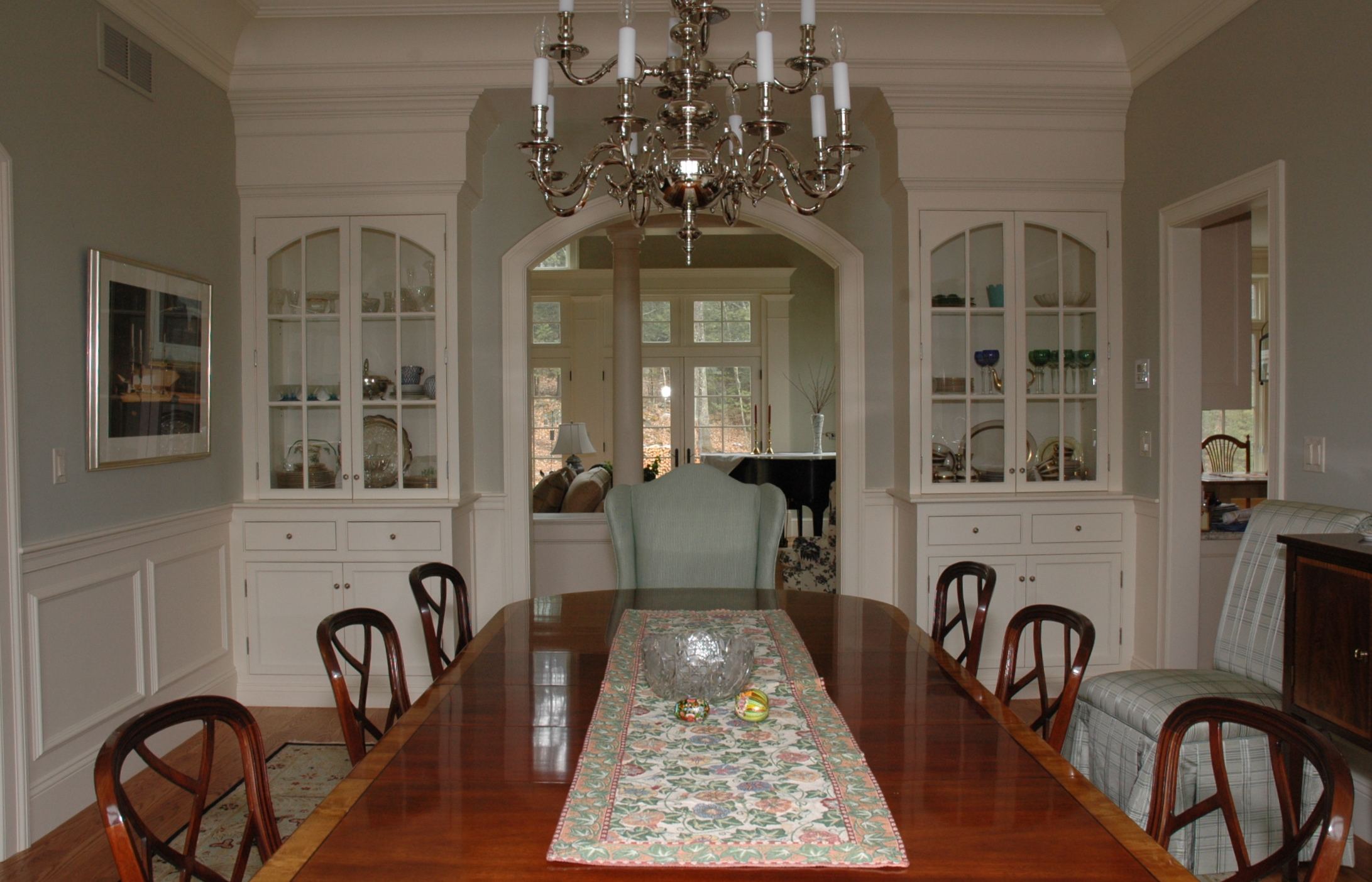 Formal Dinning Room Acton