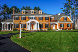 Cedar Shingle Colonial Wayland