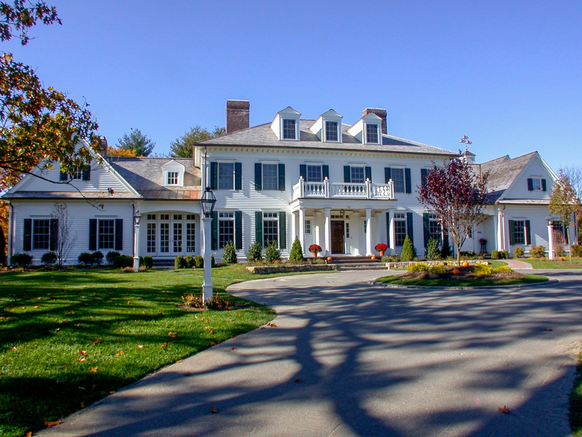 Custom Colonial Estate Sudbury