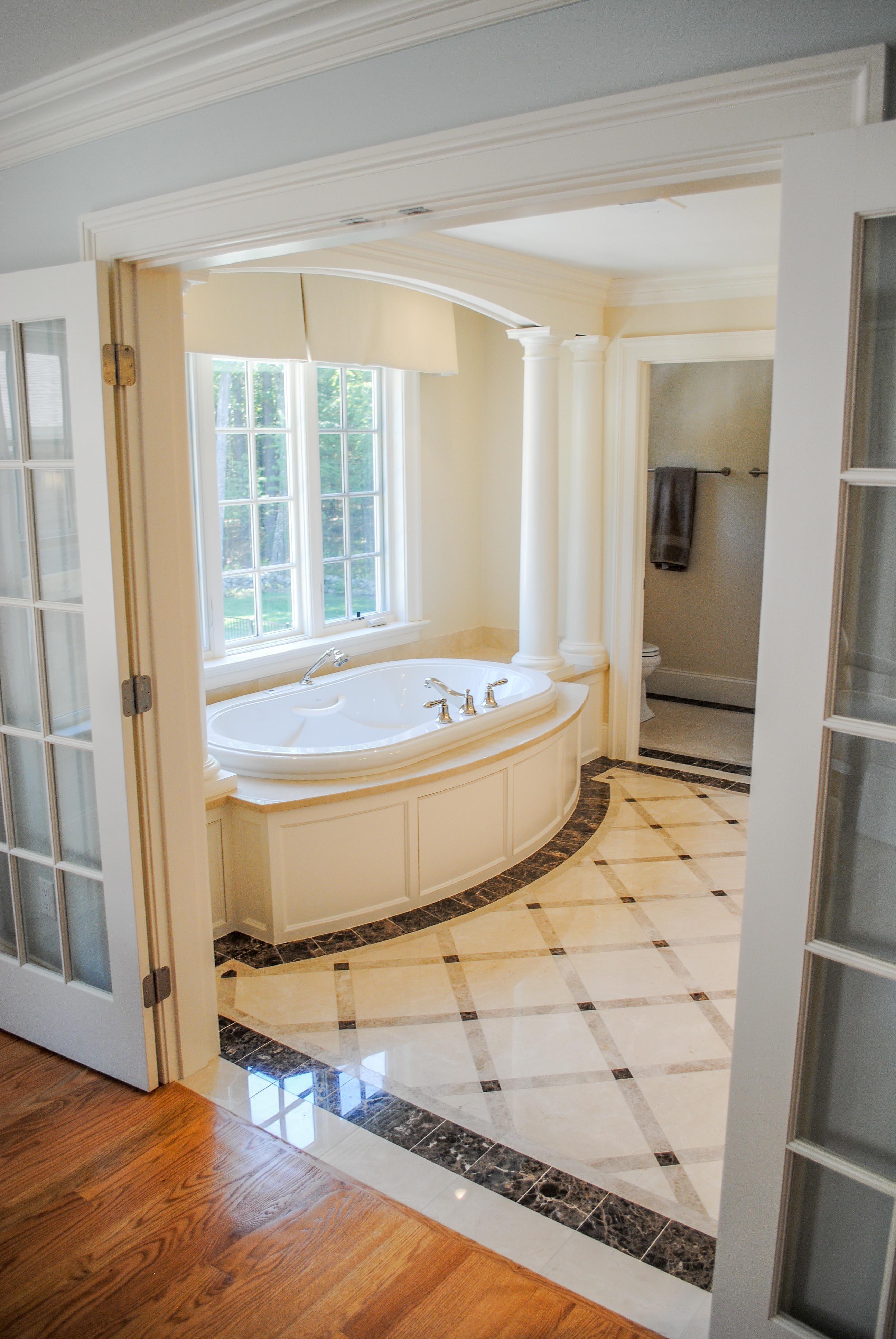 Marble Bath Acton