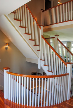 Foyer Staircase Sudbury