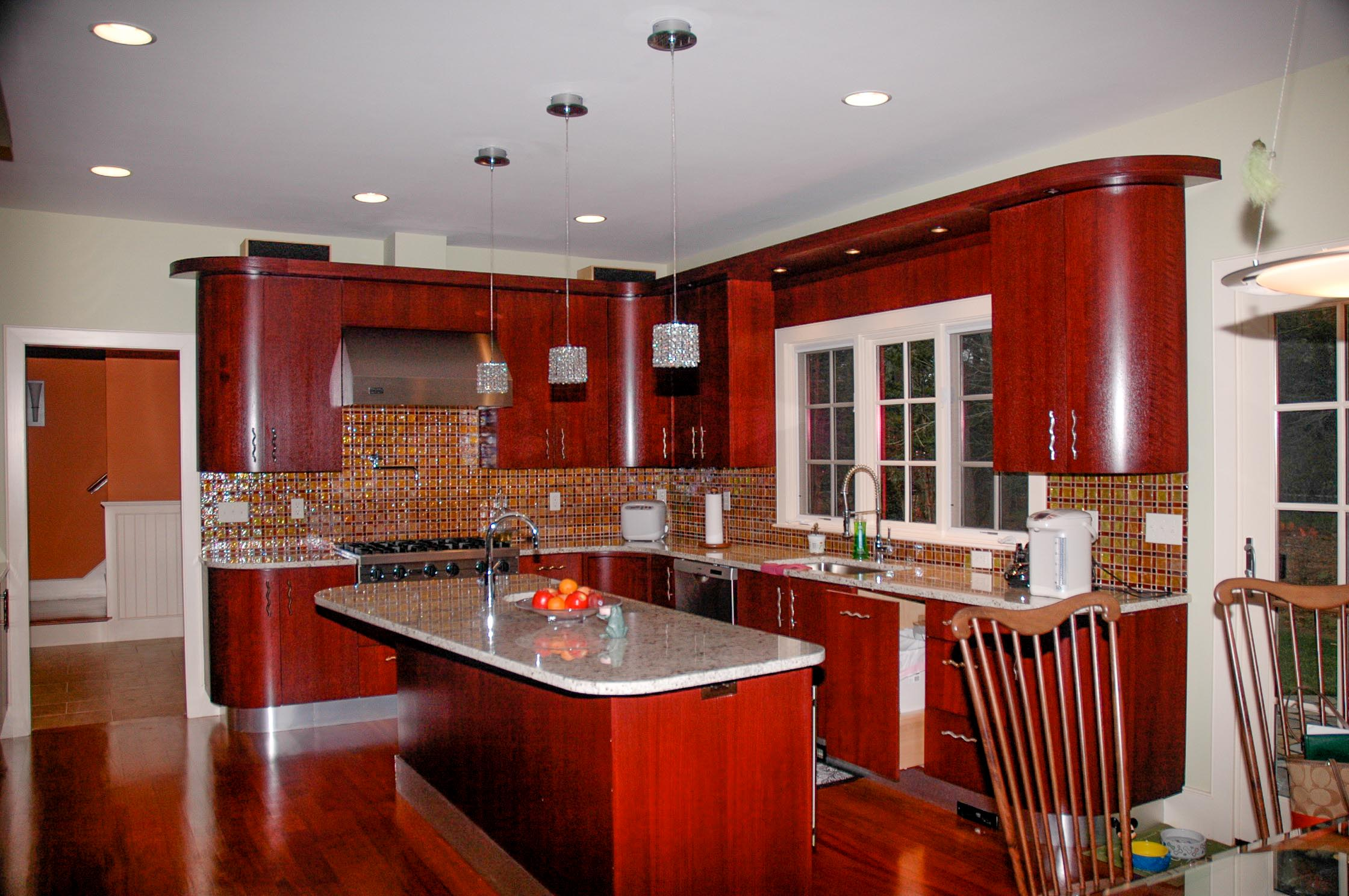 Transitional Kitchen Wayland