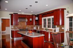 Transitional Kitchen Wayland