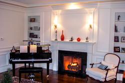 Paneled Living Room Sudbury