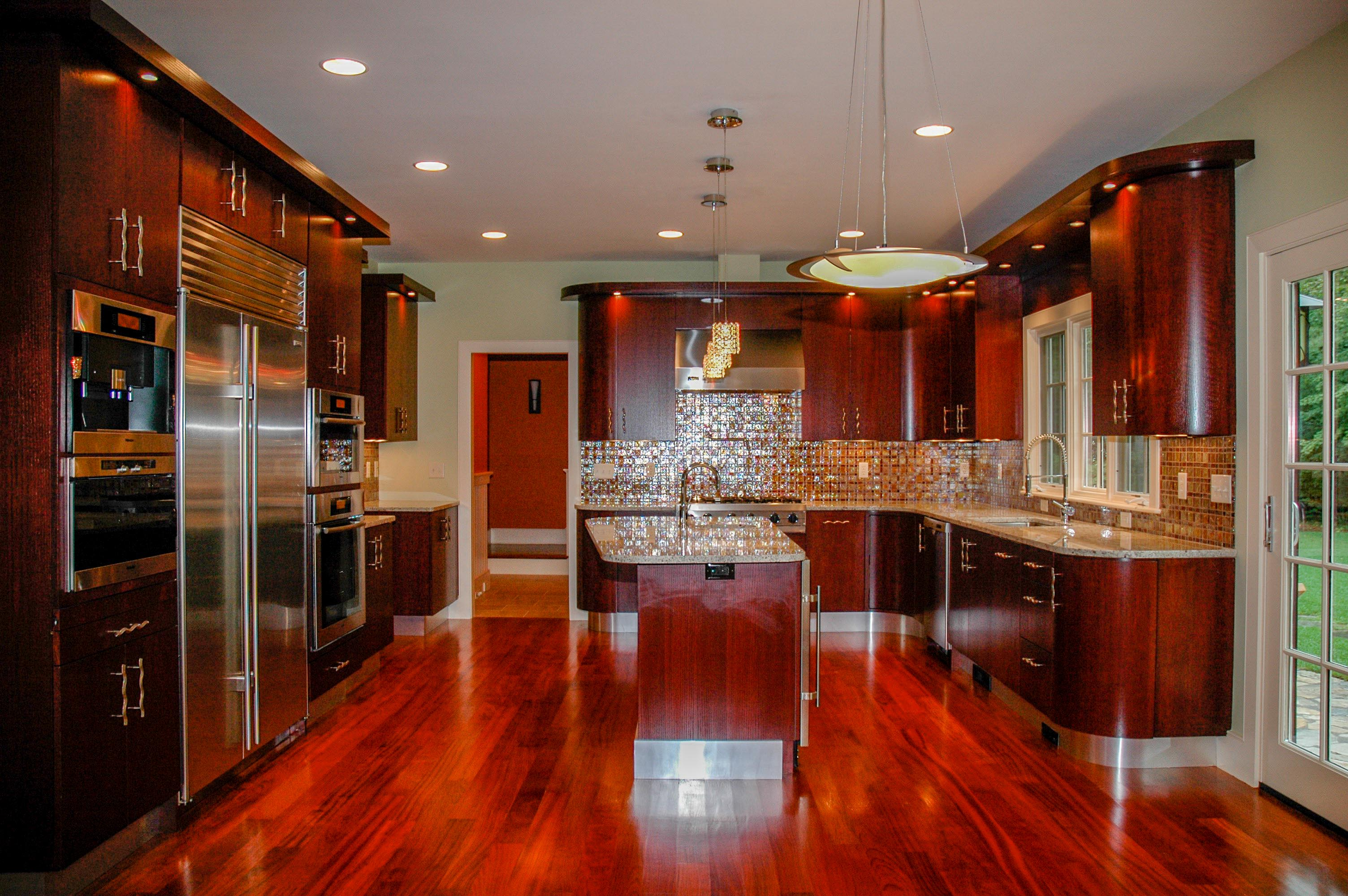 Luxury Custom Kitchen