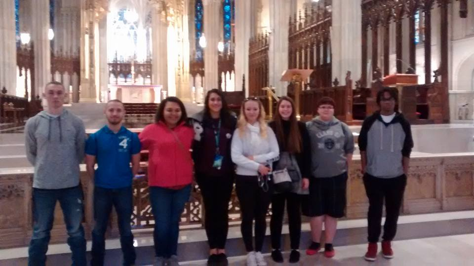 Exploring the stunning architecture of St. Patrick's Cathedral