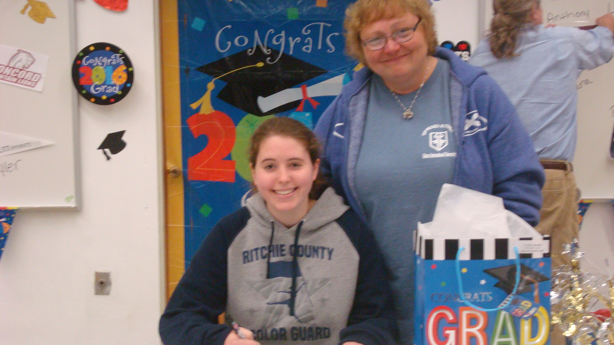 Erica plans to attend Middle Tennessee State University