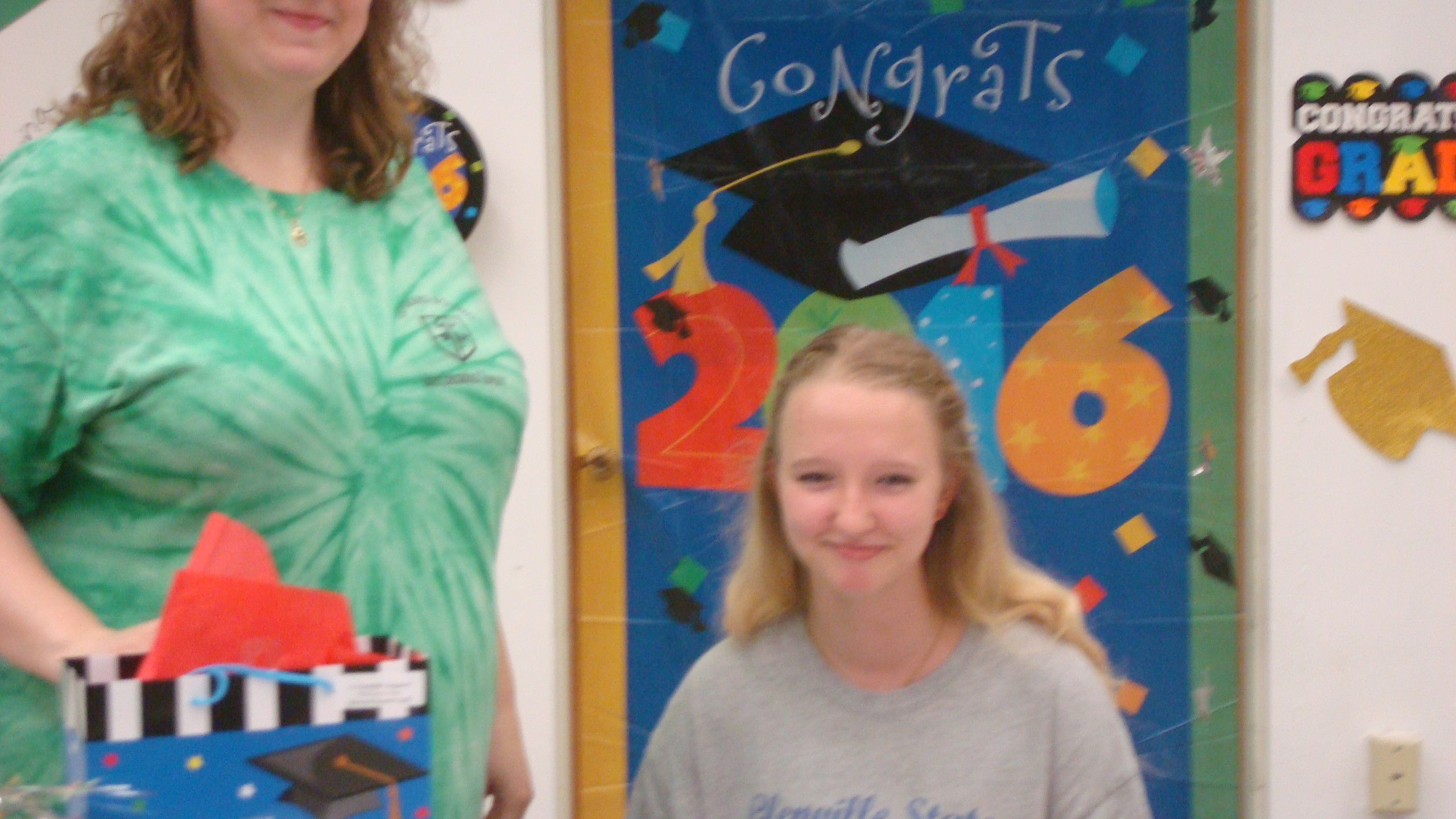 Danielle will be attending Glenville State College