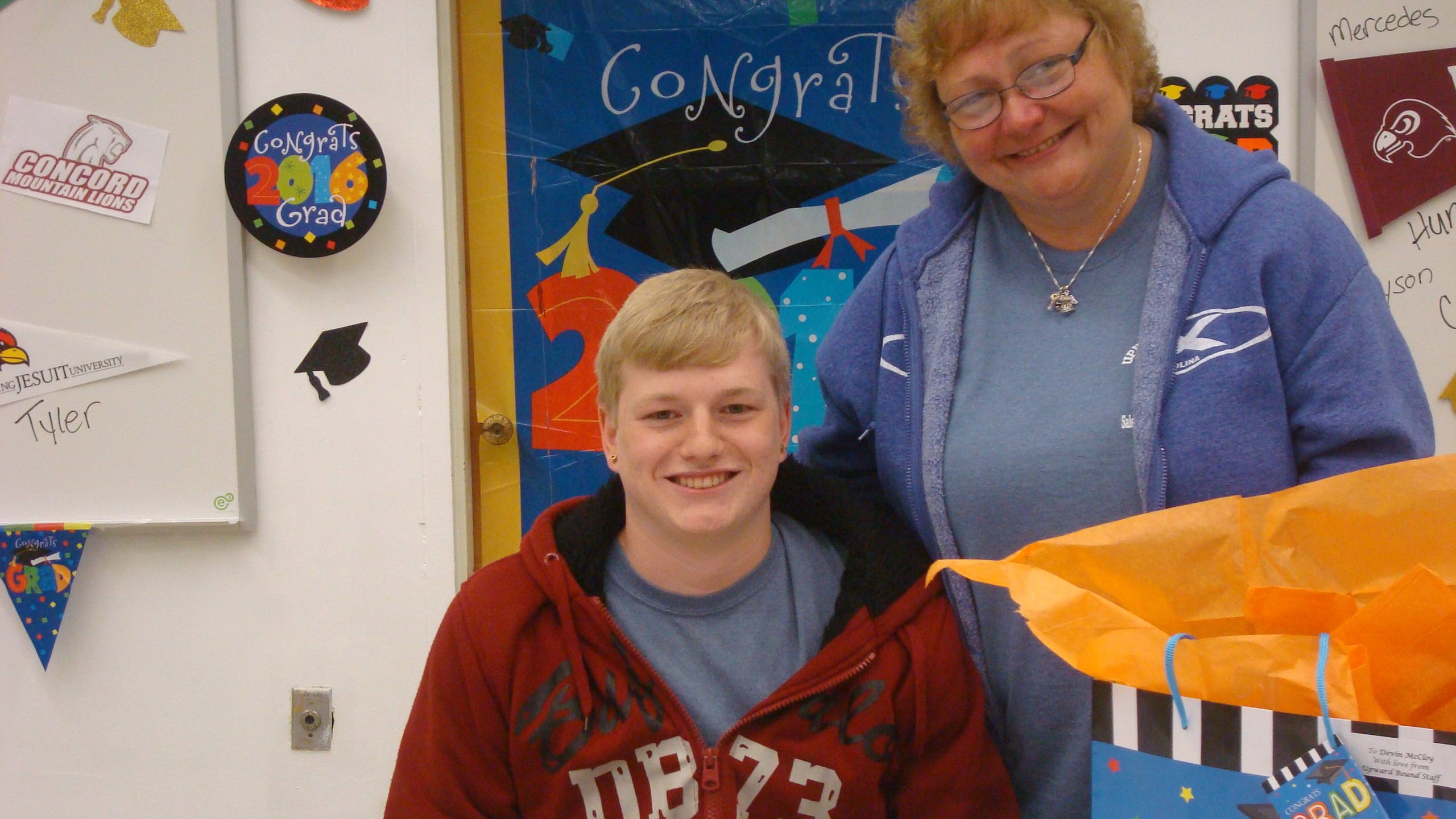 Devin plans to attend Universal Technical Institute