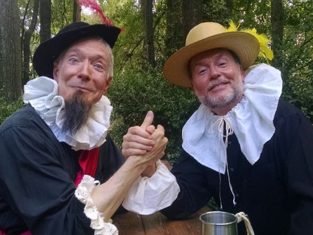 Miguel de Cervantes Comes to Tallahassee this September/ Miguel de Cervantes viene a Tallahassee est