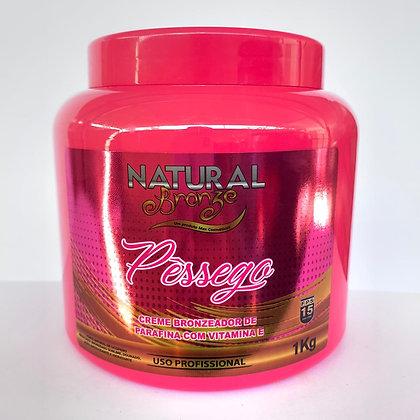 Bronzeador De Pêssego Com Vitamina E 1kg