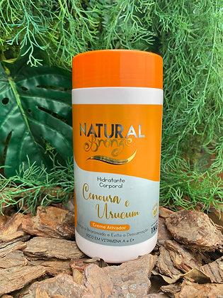 Hidratante Ativador Cenoura e Urucum 1kg