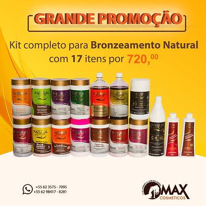 Kit Completo com 17 Produtos