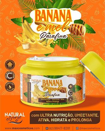 Parafina Banana e Mel 980g