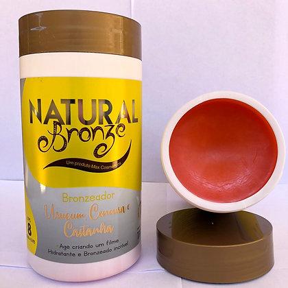 Bronzeador de Urucum Cenoura e Castanha 1kg