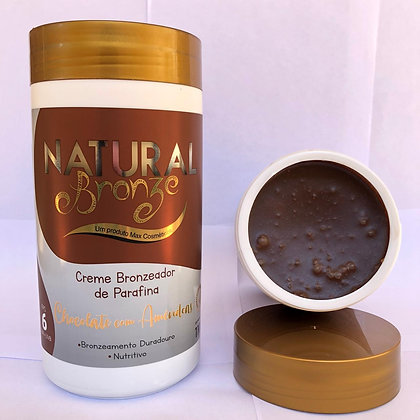 Parafina de Chocolate com Amêndoas 1kg