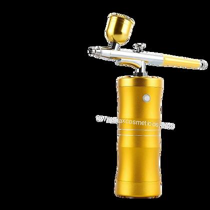 Pistola Para Bronze á Jato Amarelo