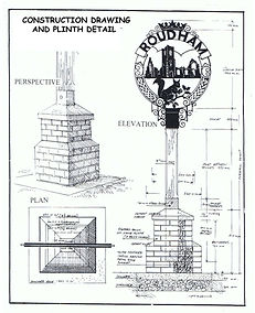 Construction Drawing and Plinth Detail