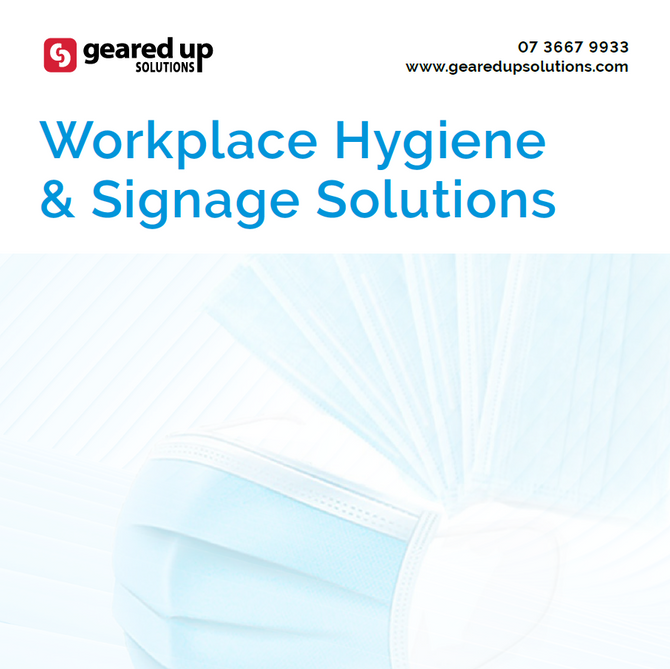 HYGIENE SUPPLIES - in stock now