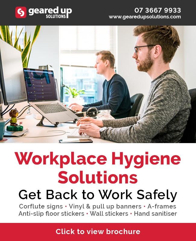 Get Back to Work Safely