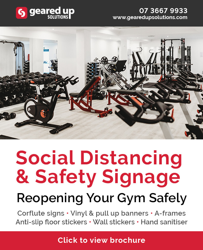 Reopen your Gym Safely